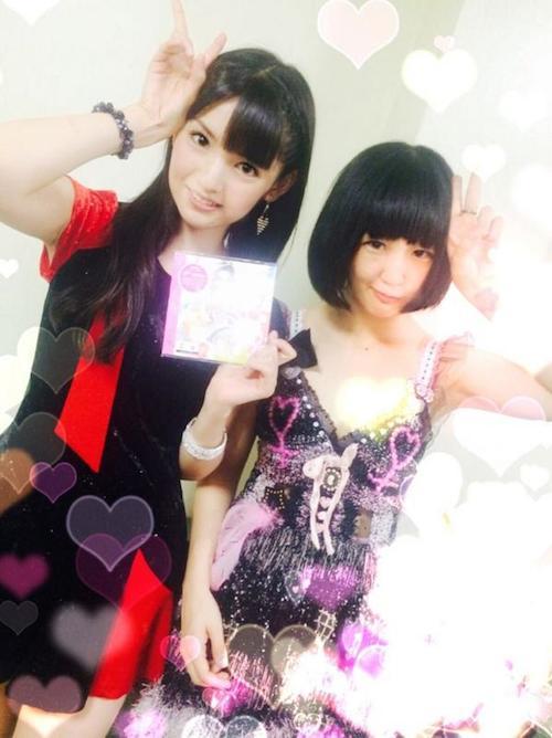大森靖子、道重さゆみと「MUSIC JAPAN」で念願の共演、感動のメッセージ——OTOTOY番組レポ