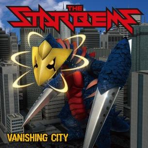 THE STARBEMS、特撮ロケ地で撮影したMV「Vanishing City」公開