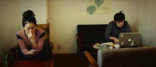 トリプルファイヤーが音楽担当の映画、クリスマスイブにDVD化