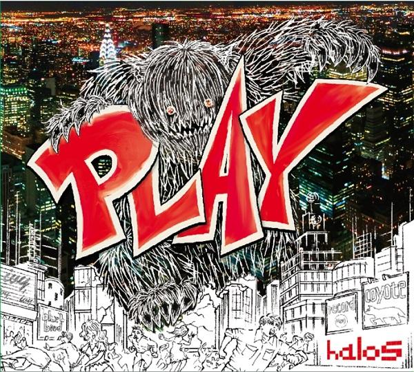 halos、3年の時を経てアルバム『PLAY』リリース