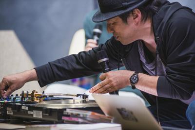 特別レポート:1日潜入! RED BULL MUSIC ACADEMY TOKYO 2014