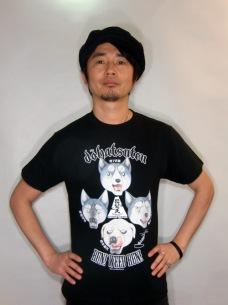 銀牙伝説WEED×怒髪天コラボTシャツ、FUÜDOBRAINで数量限定発売