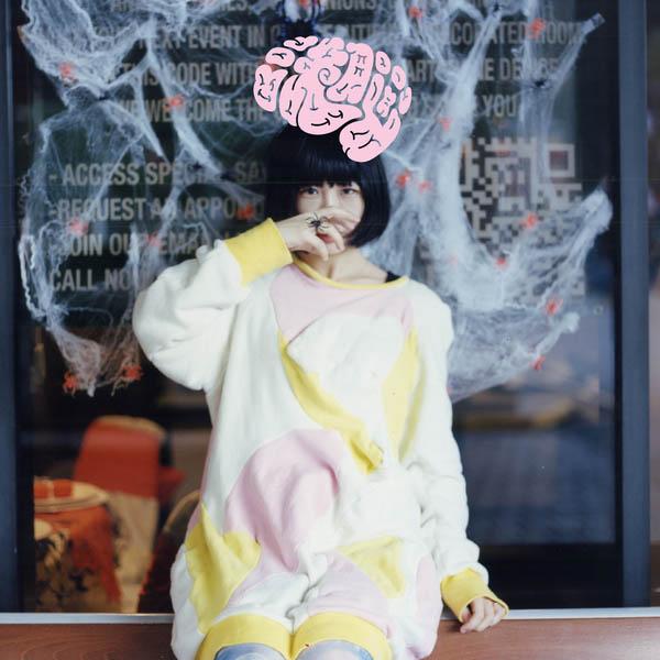 大森靖子、メジャー・ファースト・アルバム『洗脳』、OTOTOYにてハイレゾ配信開始