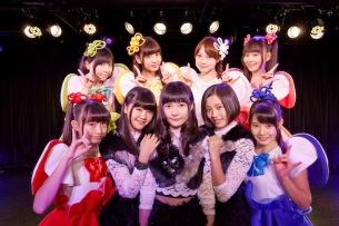 乙女新党&Party Rocketsの期間限定ユニットがツアー開催