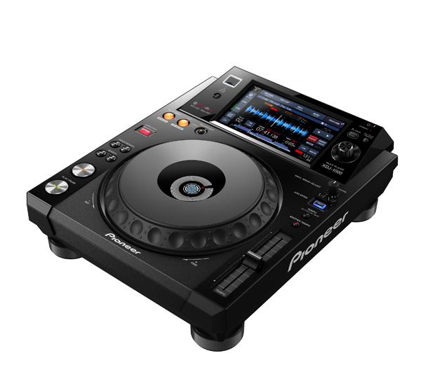 PIONEER DJ、ファイル・ミュージックに特化したDJ用マルチプレーヤー、XDJ-1000を発表