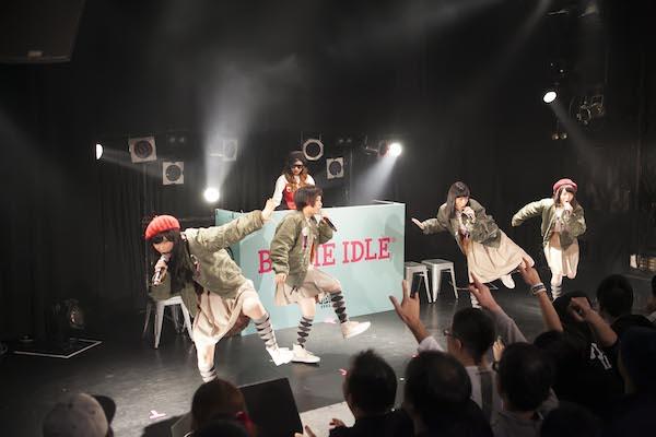 ヒラノノゾミ&ウイカがライヴ復帰! BILLIE IDLE、お披露目イベントで今後の展開発表