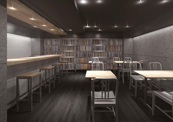 一个音乐酒吧,可以享受高分辨率的声源,众筹开始建立