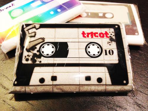 tricot、新曲が聞けちゃうポケットティッシュ第3弾を無料配布
