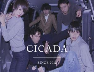 ミニマル・ポップ5人組バンド、CICADAが1stアルバム発売&全国ツアー開催