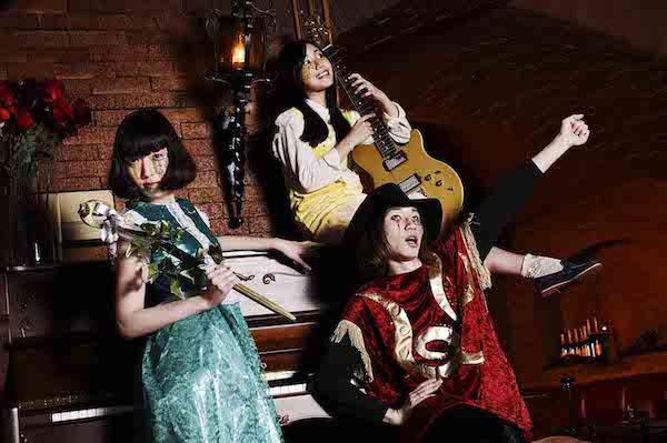 TVCMで話題の新人バンド、ジュノラマ王国がミニ・アルバムを限定発売