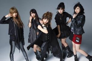 Q'ulle、2ndシングル『MONSTER』のロックな新ビジュアル公開