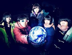 うみのて復活! 新アルバム発売、レコ発ワンマンを代官山UNITで開催