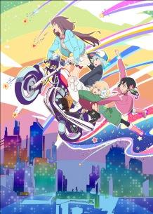 アニメ「ローリング☆ガールズ」の音世界をハイレゾで! OST予約注文&ザ・ブルーハーツをカヴァーした主題歌集配信スタート!
