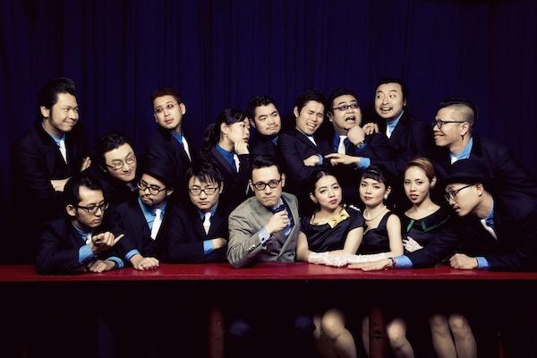 ジェントル久保田率いる21人組ビッグバンド、ハマケンも友情出演のMV公開