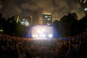 音と光の異次元フェス、今年も野音で開催決定
