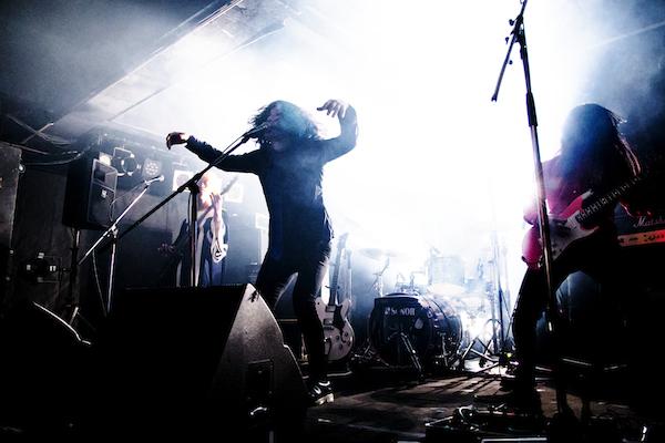 THE天国カー、新メンバー加入&ツアー・ファイナル後に無期限活動休止へ