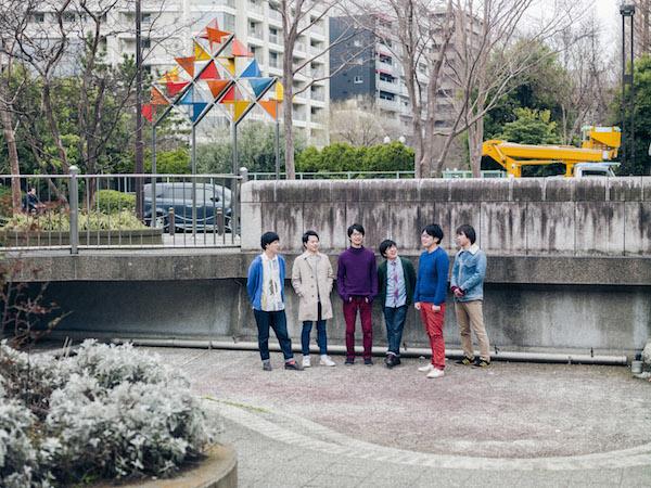 """東京インディー・シーンから6人集結、シティポップ楽団""""1983""""がデビュー"""