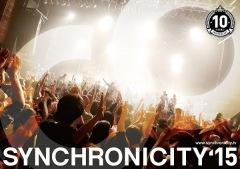 過去最大級33組!〈SYNCHRONICITY'15〉タイムテーブル発表