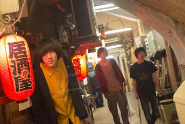 リコチェットマイガール、勢いにのる関西バンドと〈何かのツーマン〉