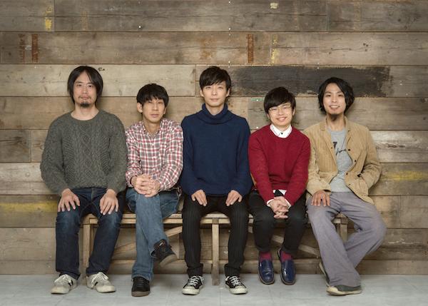 SAKEROCK、オリジナル・メンバー5人揃ったMV「SAYONARA」公開