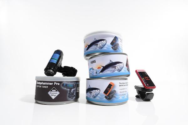コルグのエイプリルフールネタが実現 新製品「チューナー缶」が話題に