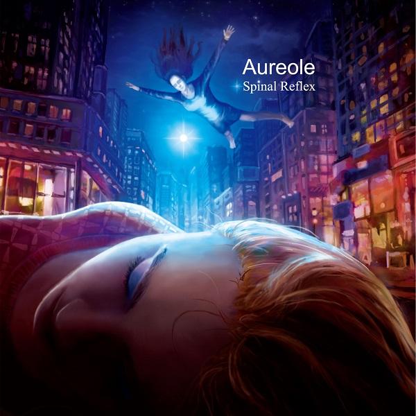 Aureole 新アルバムから「I」の音源とジャケ公開