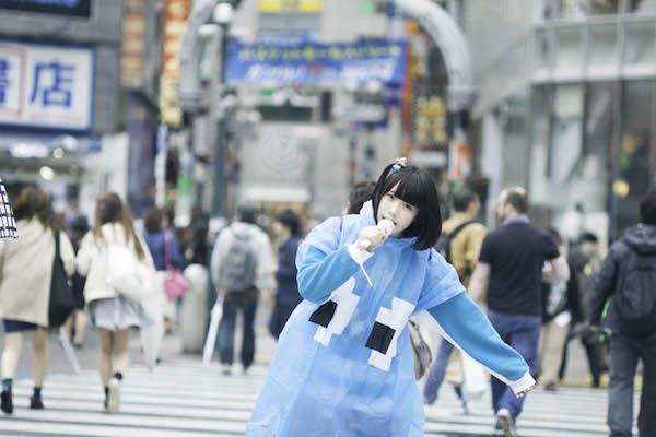 【モ!】あの、竹下通りで○○を喰らう!? 東京3カ所でゲリラ広報ーーOTOTOY遭遇レポート