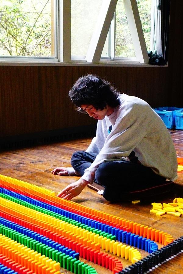 【いよいよ明日】忘れらんねえよ柴田ドミノ6万個日本記録挑戦へ そして重大発表あり