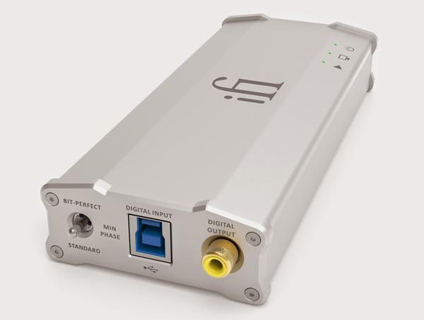 iFI-Audioが新DAC、micro iDAC2プロトタイプをヘッドフォン祭りで展示!