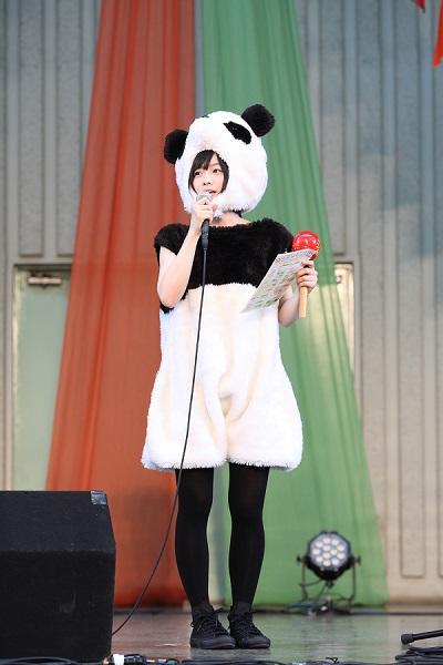 藤岡みなみ〈第4回パンダ音楽祭〉を語る