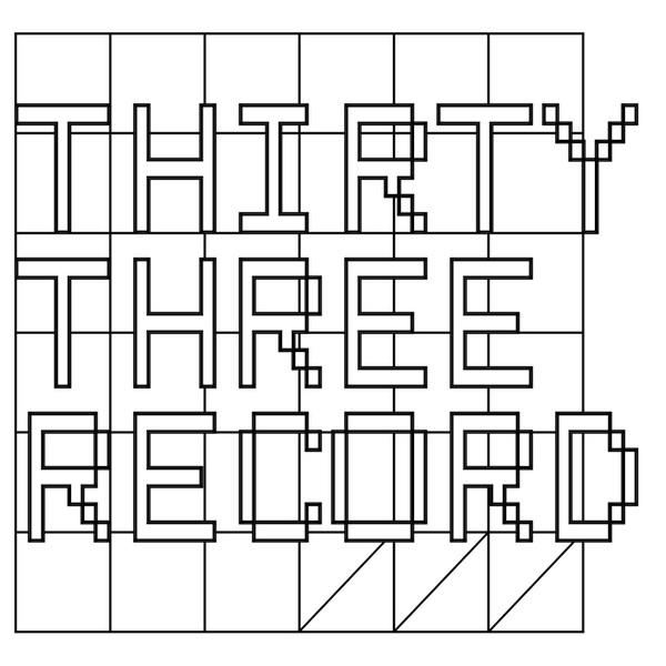 THIRTY THREE RECORDが突如HPリニューアル