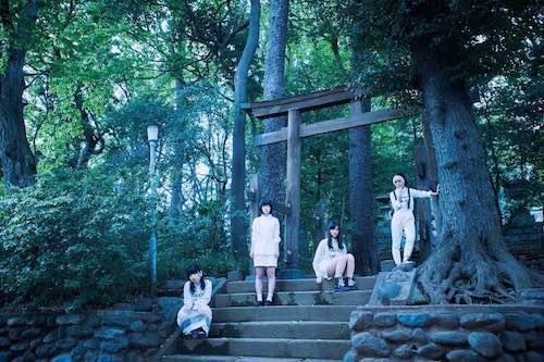 ブクガ、ようなぴ(ゆるめるモ!)、ぱいぱいでか美らがリアル3区亀企画で新宿Motionに