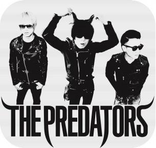 豪華メンバーによる3ピース・バンドTHE PREDATORS 再始動