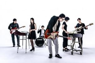 【バンド史上最ポップ】Aureole 『Spinal Reflex』ティザー映像を公開