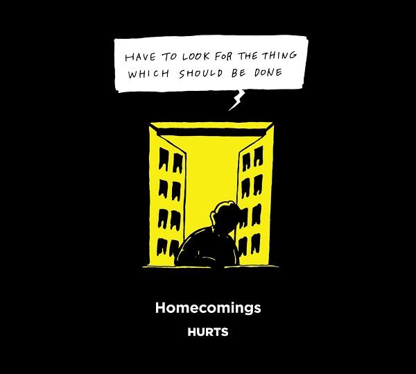 Homecomings 初のシングル『HURTS』発売決定