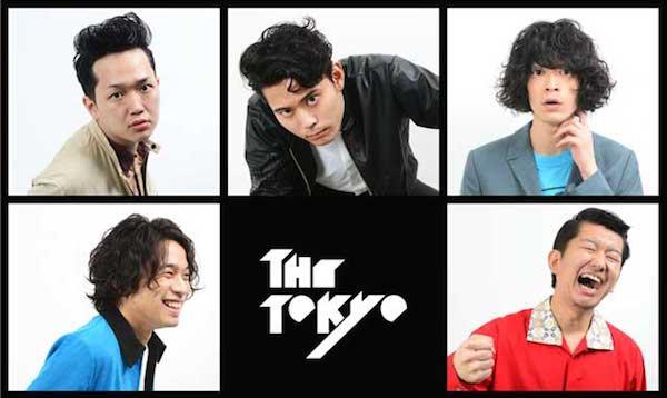 【来週月曜】THE TOKYOと新宿LOFTの共同企画6月編は世代を越えたロックンロール