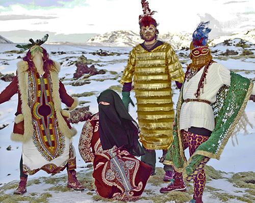 スウェーデンの極北から世界を震撼させる異形のミニマル・サイケ集団、ゴートが新曲を発表