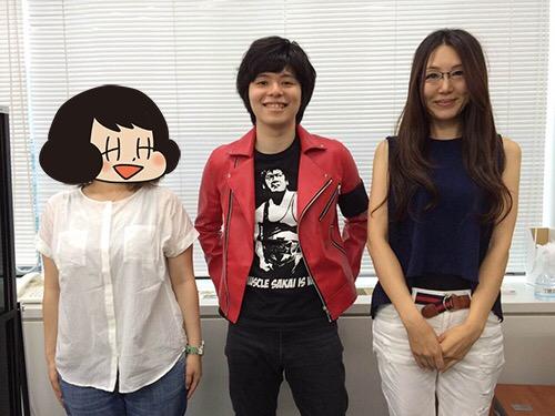 〈夏の魔物〉にHISASHI(GLAY)出演決定! 元BiS集結! 山本さほ×まんしゅうきつこコラボTシャツも!