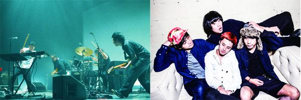 チック・チック・チック(!!!)、東京公演にZAZEN BOYS、大阪公演に空きっ腹に酒