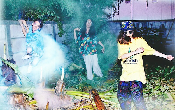 """甘いメロディに脱力ローファイ・サウンド、新人""""Tempalay""""が初のCD作品リリース"""