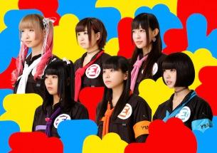 ゆるめるモ!、玉屋2060%リミックス「Hamidasumo!」MV公開&新作のハイレゾ配信も