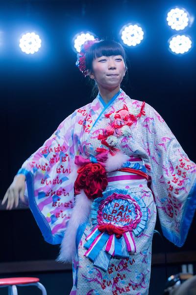 【イベント・レポート】ぱいぱいでか美、パーフェクトミュージック所属を発表! 月例企画に「吉田豪さん呼べたらいいな」