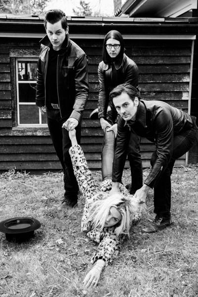 ジャック・ホワイト率いるザ・デッド・ウェザーの新アルバム完成!ファースト・シングルのティーザー映像も公開