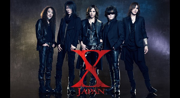 X JAPAN 約20年ぶりの国内ツアー開催