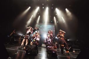 ゆるめるモ! ポリシックス、ハヤシ制作曲『Hamidasumo!』のライヴMV公開&ライヴDVD発売