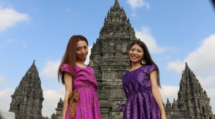 Faint★Star2度目のインドネシアライヴで5,000人を魅了