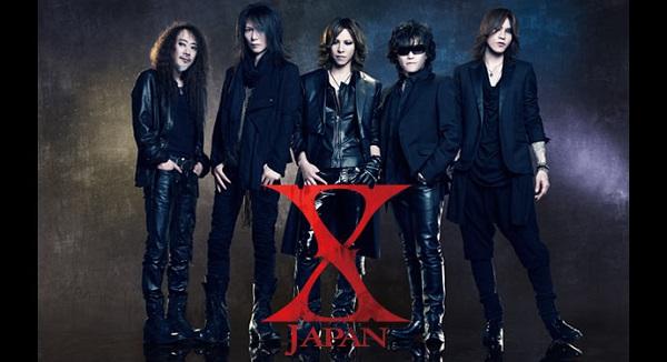 X JAPAN 石巻のライヴハウスでチャリティ公演開催