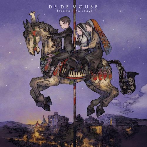 DE DE MOUSEが3年ぶりのフル・アルバムをリリース! この冬、新たな動きが始まる