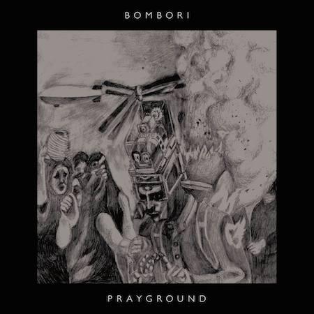 エクスペリメンタル・ヘヴィ・サウンド、BOMBORIが初の全国流通盤リリース