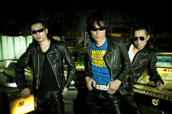 ギターウルフ、年末に大阪で〈宇宙戦艦ミソノFEVER〉開催! 西の強者10組集う